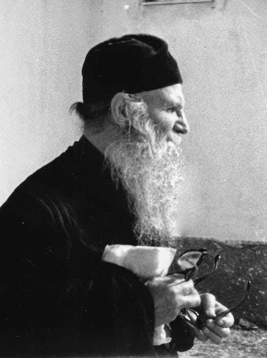Τράπεζα Ἰδεῶν - (†) Ιερομόναχος Ευσέβιος Βίττης [1927- 4 Νοεμβρίου 2009] -  Ο «Κεγχριαίος Μοναχός»